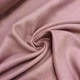 Лён  КАКАО Сорочечная ткань